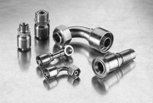 Press fittings stainless steel